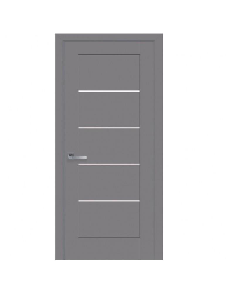 Дверное полотно BLK Мира Антрацит