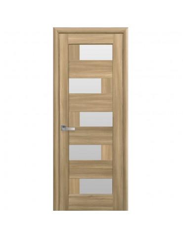 Дверное полотно Пиана Золотой дуб