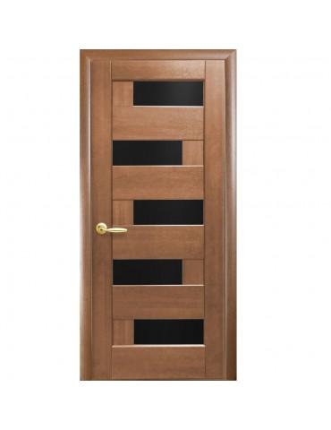 Дверное полотно Пиана Золотая ольха