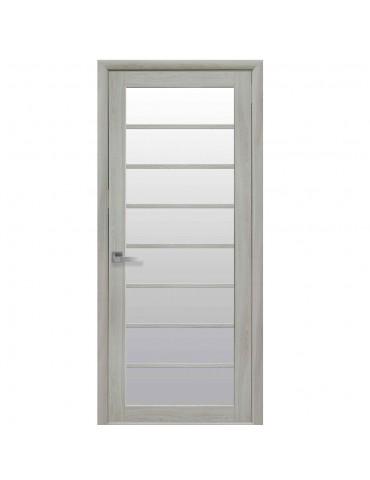 Дверное полотно Виола ясень патина