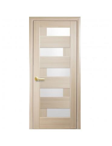 Дверное полотно Пиана  ясень