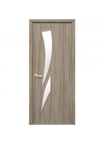 Дверное полотно Камея 3 Сандал
