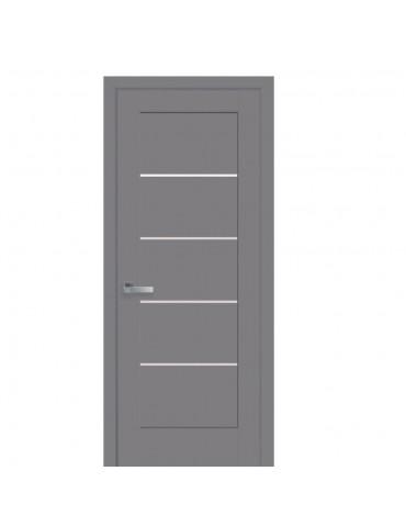 Дверное полотно Мира Антрацит