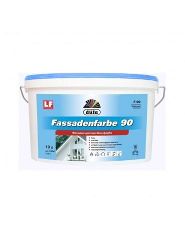 Фасадная краска Dufa Fassadenfarbe F90 10л