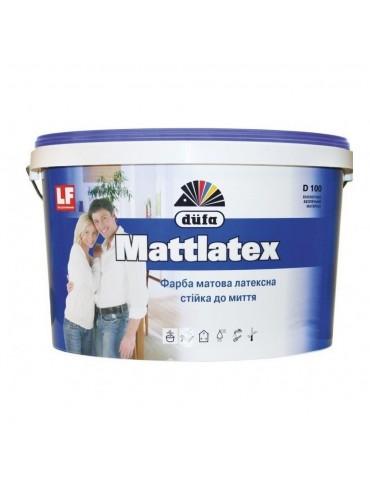 Краска водоэмульсионая Dufa Mattlatex D100 14кг