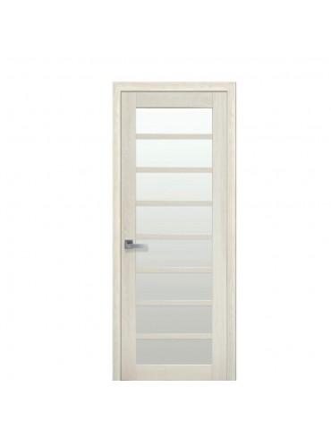 Дверное полотно Виола дуб молочный