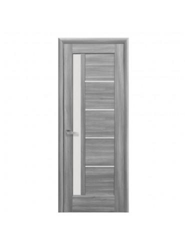 Дверное полотно Грета дуб пепельный