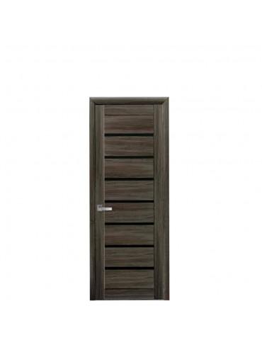 Дверное полотно Леона кедр