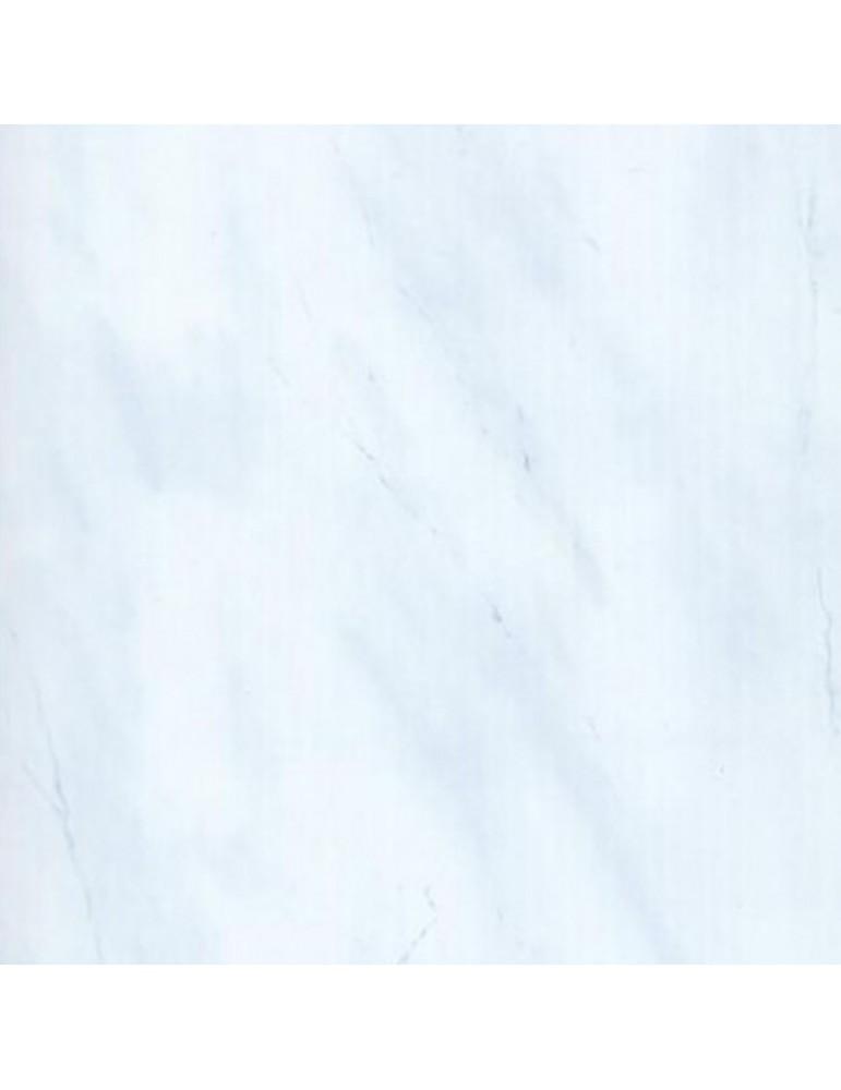 ПВХ Пластиковая панель для облицовки Голубой мрамор 6000x250x8мм
