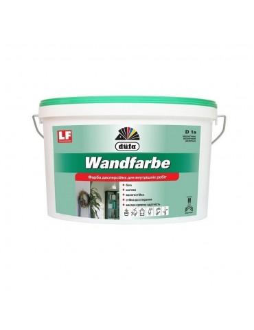 Краска водоэмульсионая Dufa Wandfarbe D1A 10л
