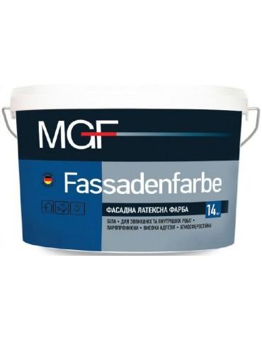 фасадная латексная краска FASSADENFARBE
