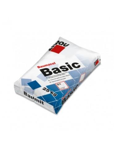 Клей для кафеля Baumit Basic 25кг