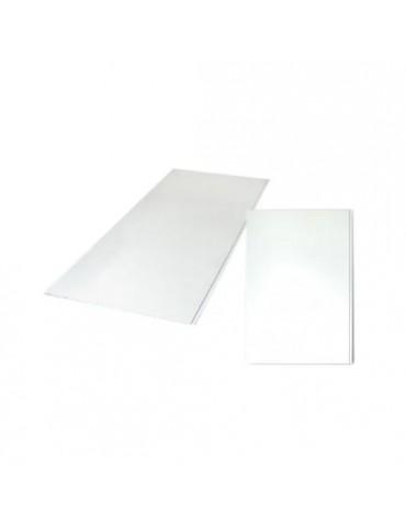 ПВХ Пластиковая панель для облицовки Белый глянец