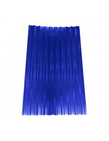 Профнастил кровельный цветной Сигнальный синий RAL 5005 0,95x1,5м