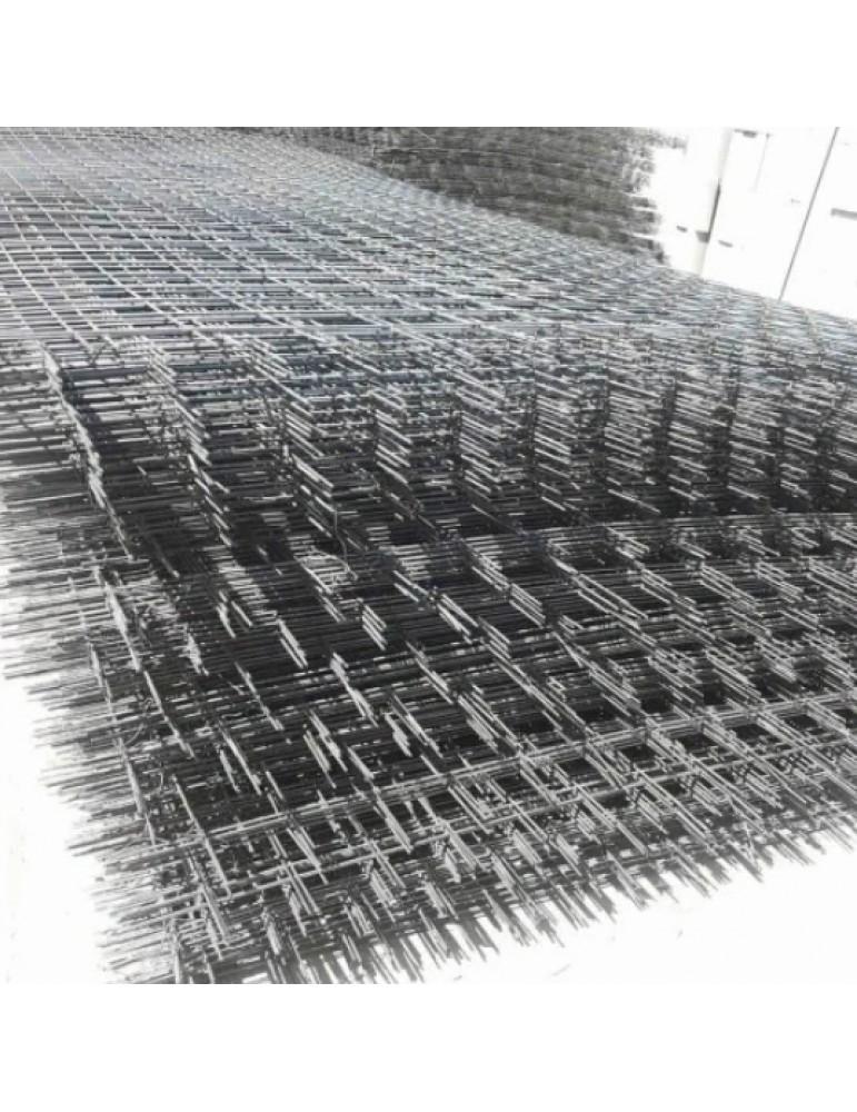 Пояс армирующий металлический ячейка 50x50x3 1м/2м