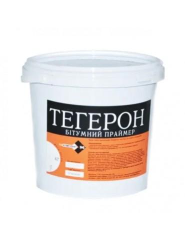 Гидроизоляция битумная кровельная мастика Праймер Тегерон 12кг