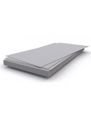 Шифер плоский серый 1,25x1,75м