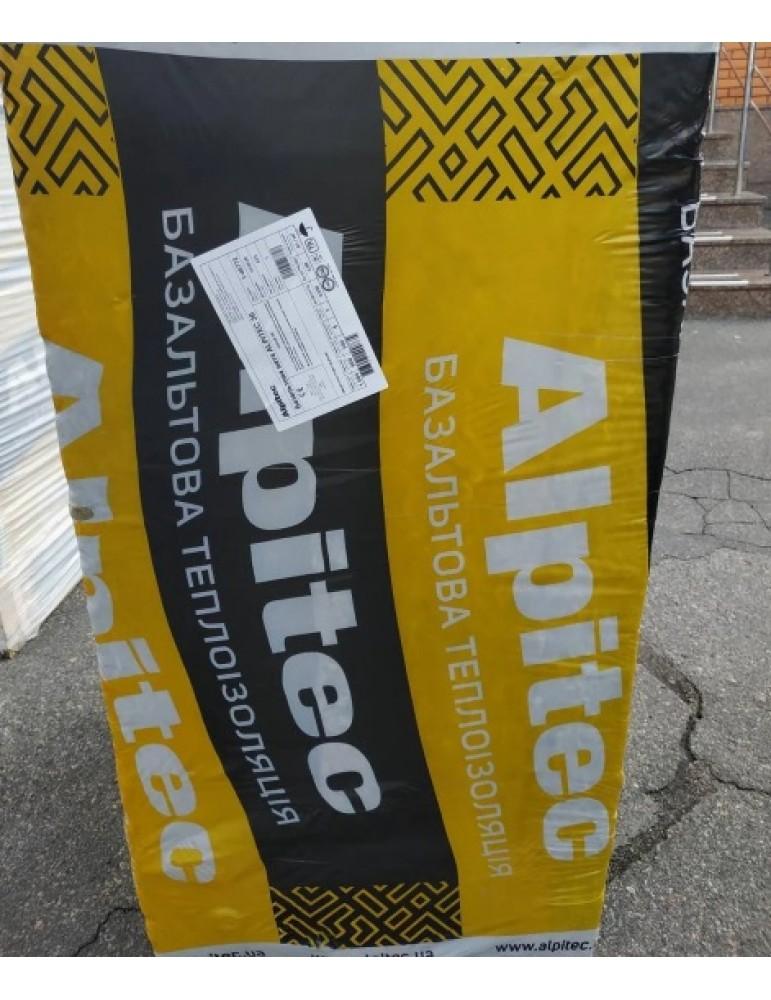 Вата утеплитель базальтовый ALPITEC 30кг/м3 (1000х600х50) 6м2