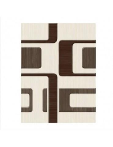 Кафель керамическая плитка Golden Tile Декор Вельвет 25x33см
