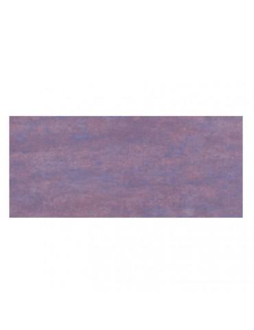 Кафель керамическая плитка InterCerama Металлико фиолетовый 23x50см