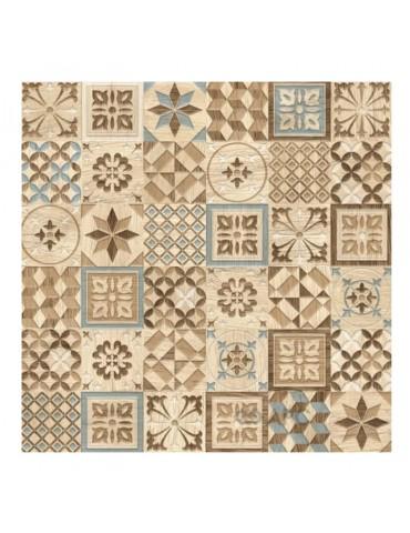 Кафель керамическая плитка для пола Golden Tile Country Wood mix 30x30см