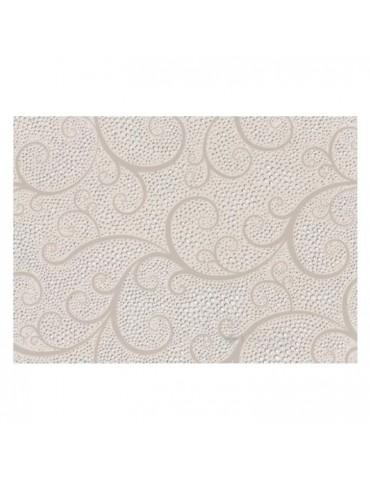Кафель керамическая плитка Капри Жемчуг белый 25x35см