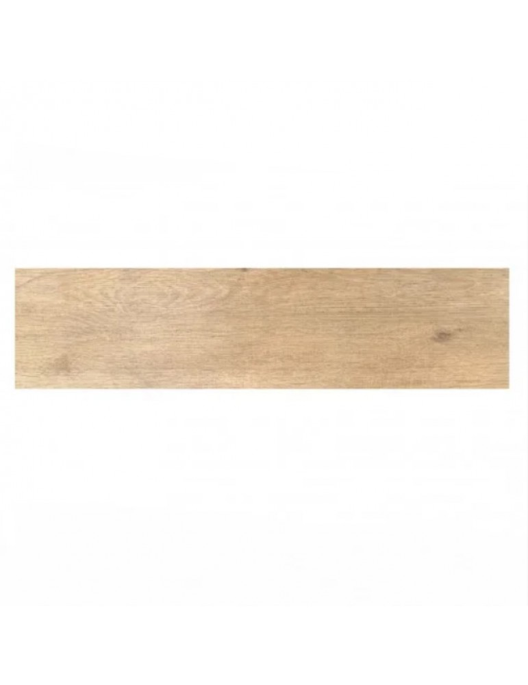 Кафель керамическая плитка для пола Golden Tile Ламинат коричневый 15x60см