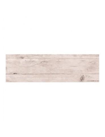 Кафель для пола керамическая плитка Cersanit Shinewood White