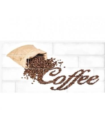 Кафель керамическая плитка Belani Брик кофе кремовый 300x600мм
